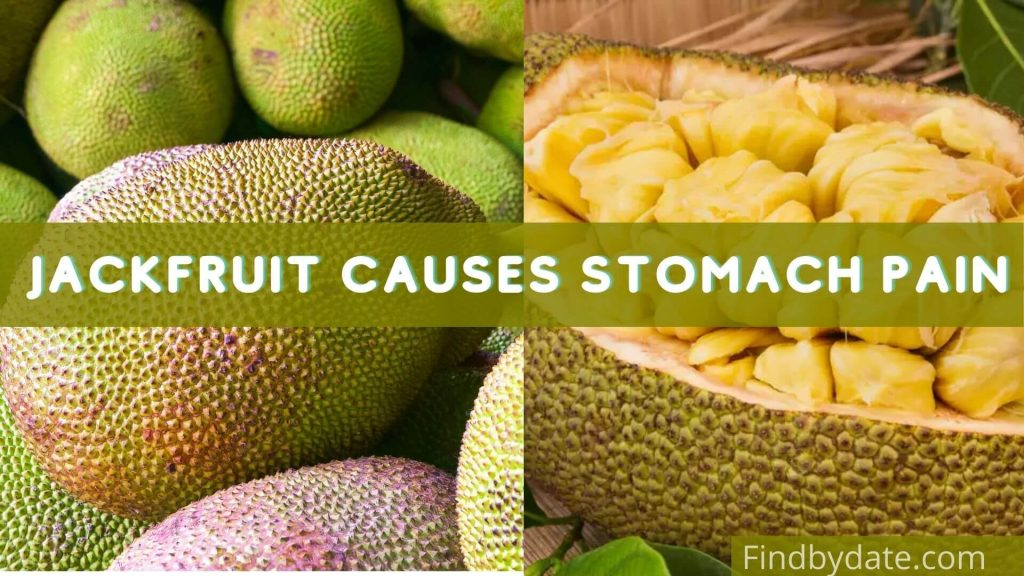 home remedies for stomach pain after eating jackfruit