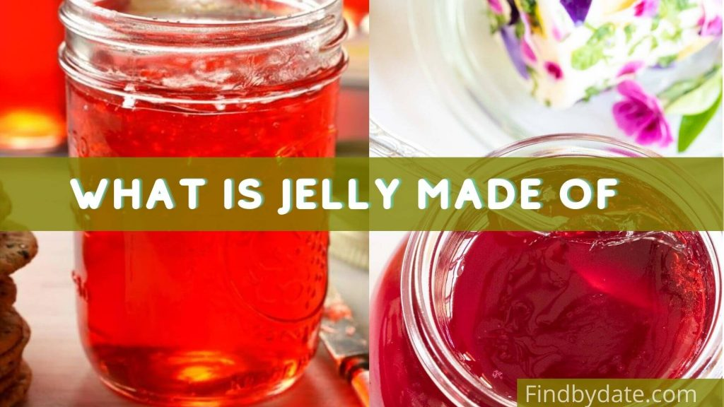 is jelly made from pig fat