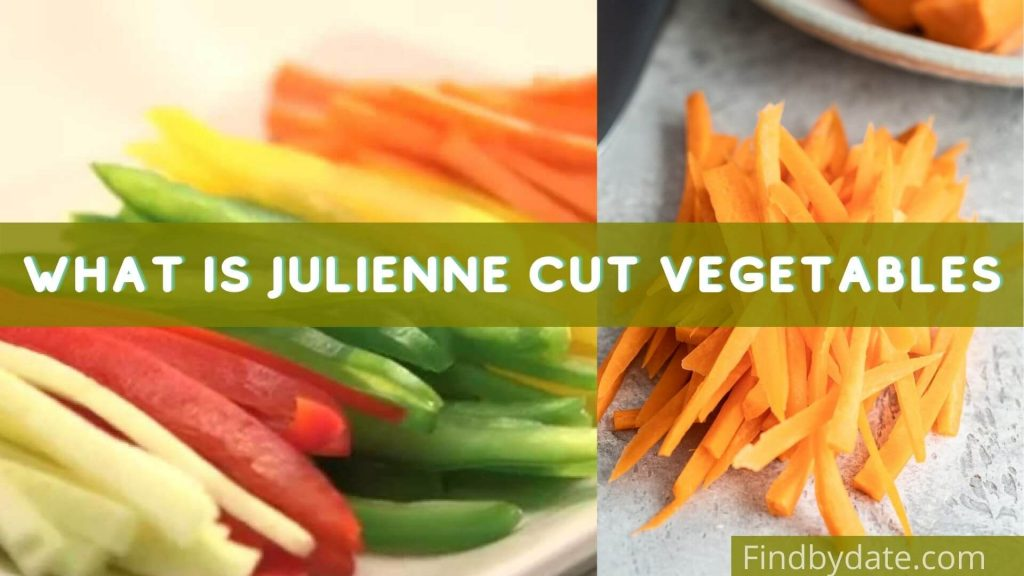 how to julienne vegetables with a mandolin