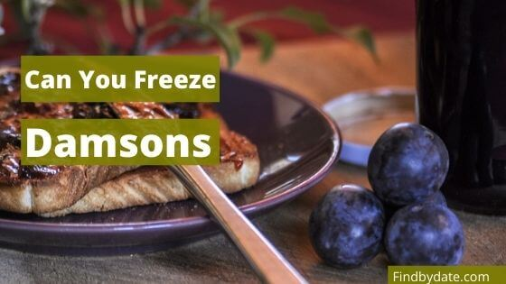 how to freeze damsons