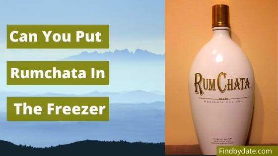 how long is rumchata good for